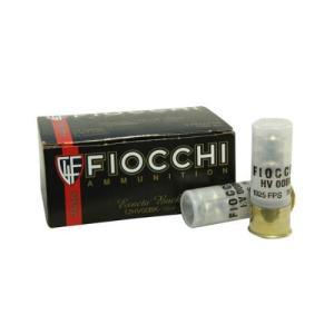 "Fiocchi 12 Gauge 2-3/4"" 00 Buckshot 9 Nickel Plated Pellets Box of 10"