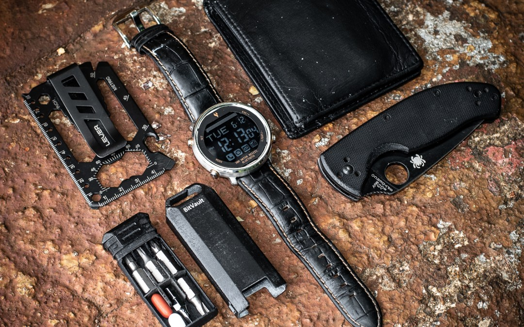 The Gear List: The Gear I Carry and the Gear I Want