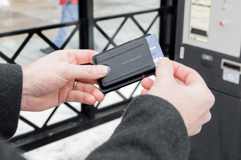 91d5d9259d1f Urban Slim Wallet By KeySmart