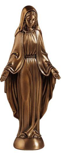 Bronze Madonna 3398