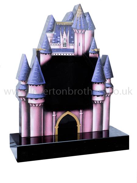 Children's Castle Headstone