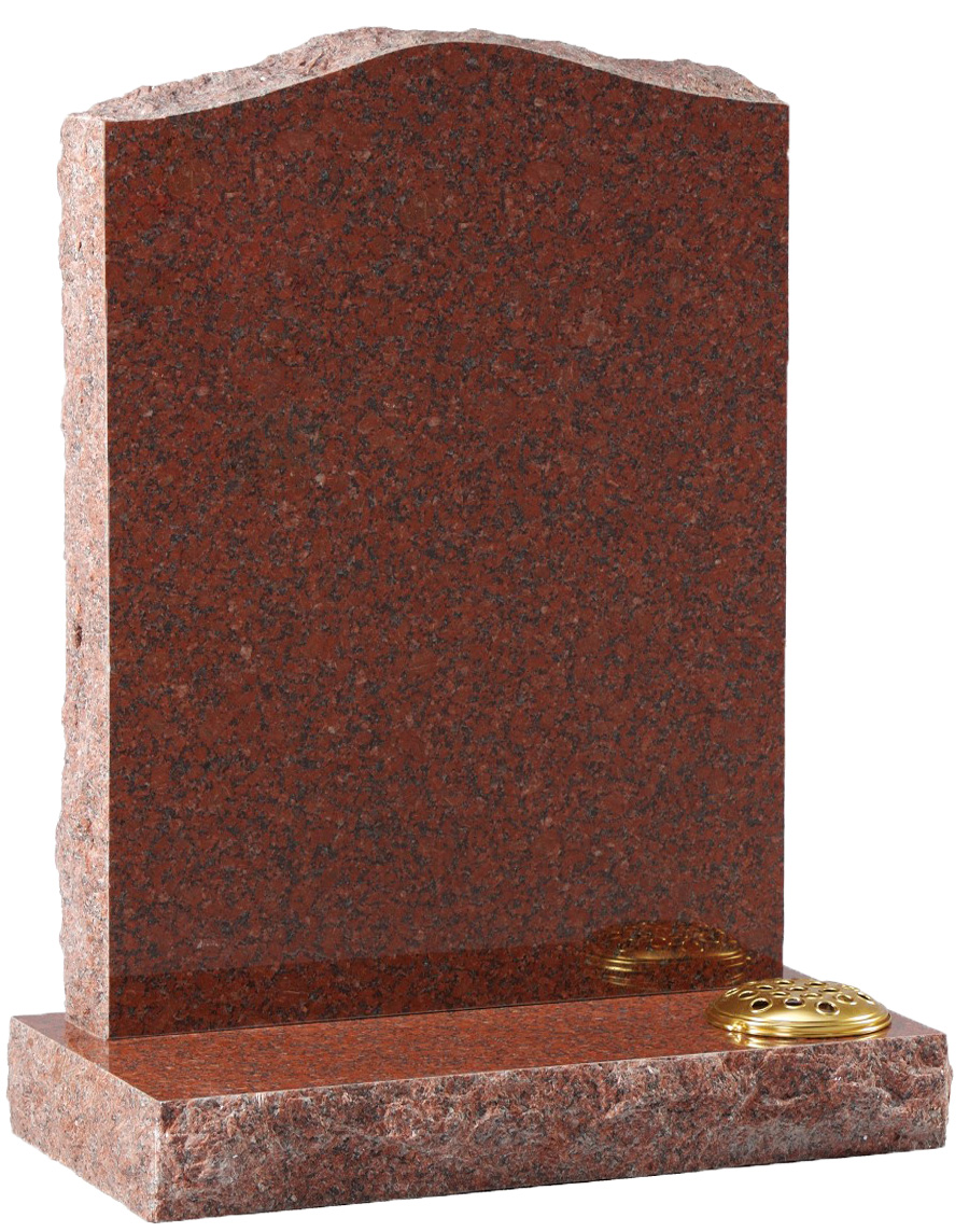 Colorado Red Granite : Red granite with natural edges leverton brothers