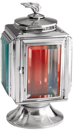 Stainless Steel Lantern  0730