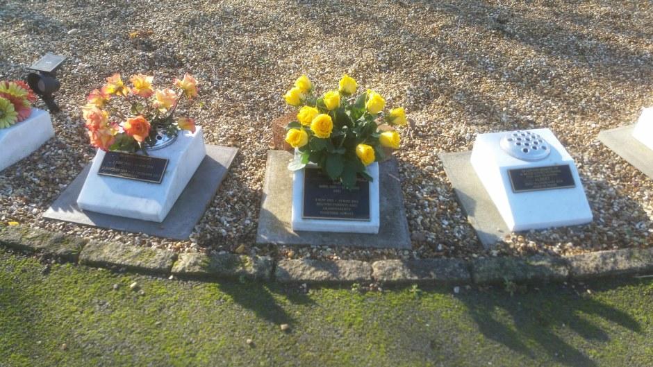Cremation Memorials Theydon Bois