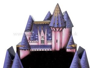 Princess Castle Detail