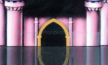 Princess Castle Door