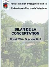 concertation