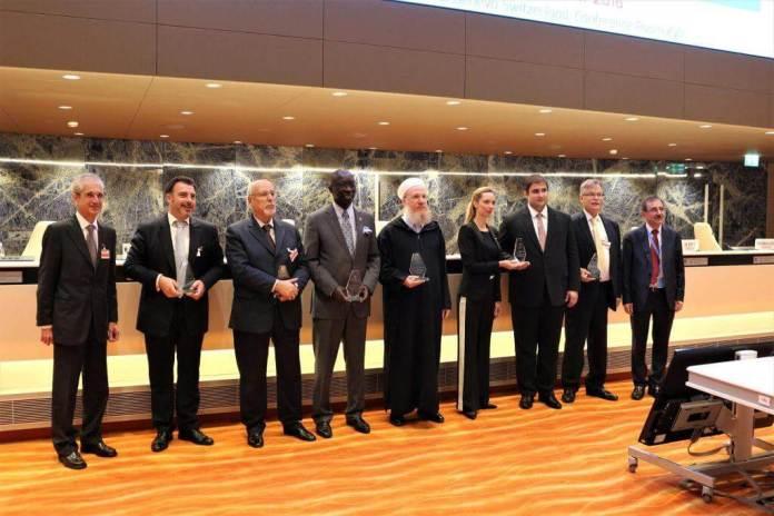 Corul Madrigal premiat la Geneva