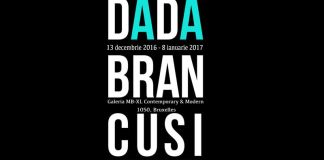 DADA BRANCUSI. O (re)citire de Dan Mircea Cipariu & Mihai Zgondoiu Bruxelles