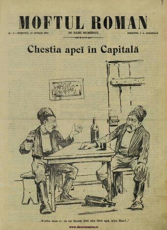 Moftul roman nr 3 1901 p 1