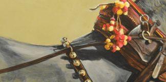 Alexandra Alina Avanu Mi caballo precioso / Calul meu drag
