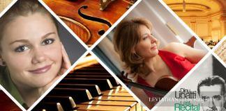 Angela Draghicescu piano Irina Mureșanu violin concert