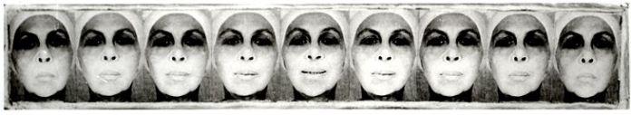 Geta Bratescu - The Smile Zambetul 1978