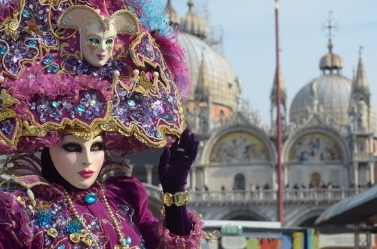 Masti carnaval venetia