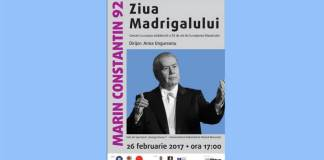 Ziua Madrigalului corul national madrigal marin constantin