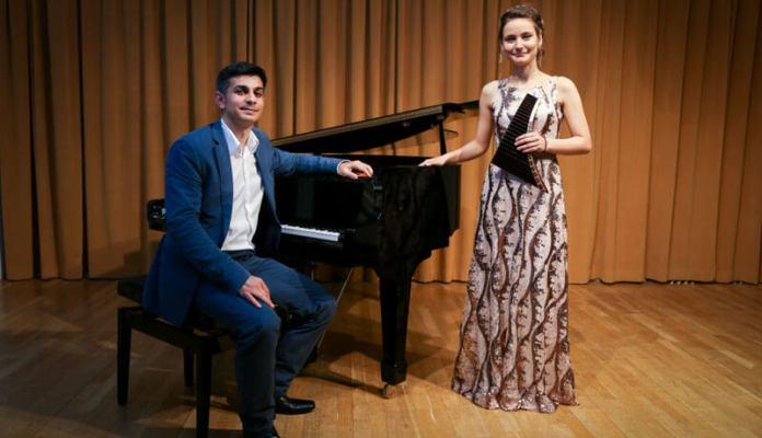 Andrea Chira Adrian Gaspar Classic Meets Gypsy meets Jazz Madrid