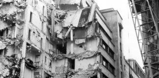 Cutremur 1977 Bucuresti