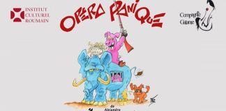 Opera Panique Alexandro Jodorowsky Paris