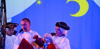 Teatrul Tandarica - Candid Lisabona Lucian Muntean