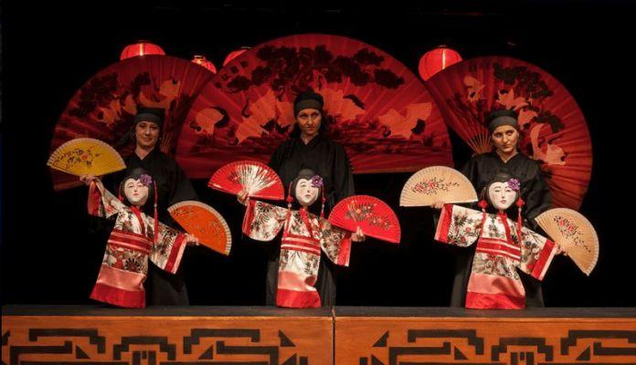 The dragon - Teatrul Ciufulici Ploiesti