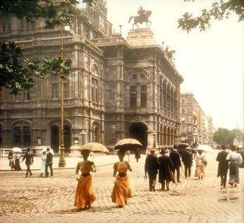 Viena în perioada interbelică