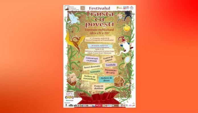 festivalul traista cu povesti cluj napoca