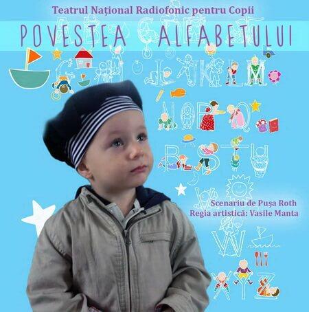 povestea alfabetului de pusa roth teatrul radiofonic pentru copii