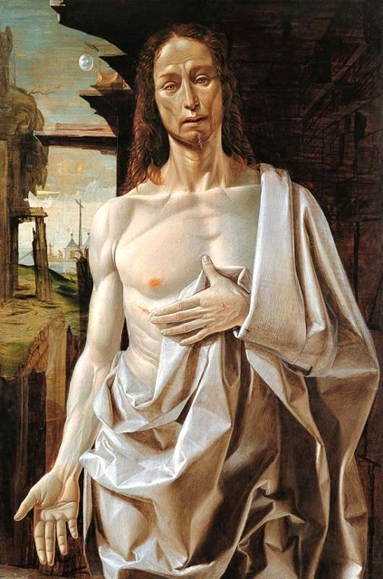1490-Bramantino-The-Resurrected-Christ