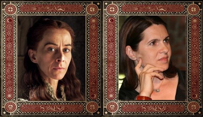 Adriana Saftoiu Lysa Arryn Game of Thrones Politicieni Romani