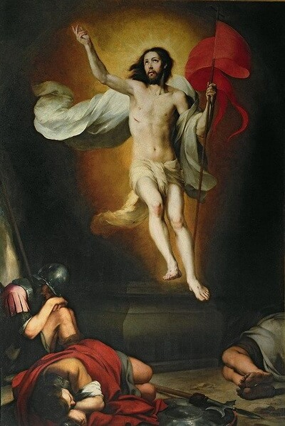 Bartolome Esteban Murillo The Resurrection