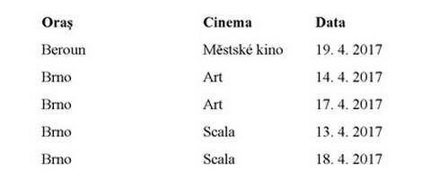 Filmul Bacalaureat_cehia 1