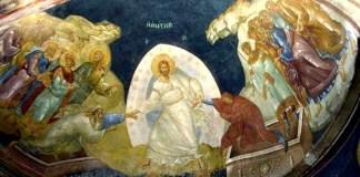 Invierea Domnului icoana ortodoxa