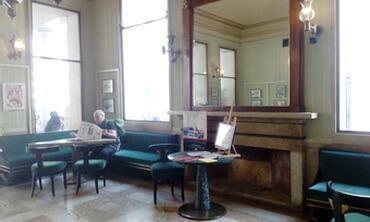 sala daruita locuitorilor orasului cafe pedrocchi
