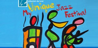 My Unique Jazz Festival - Berlin Jazz aus Europa-2