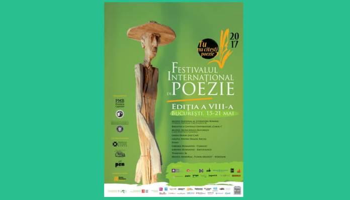 festivalul international de poezie bucuresti