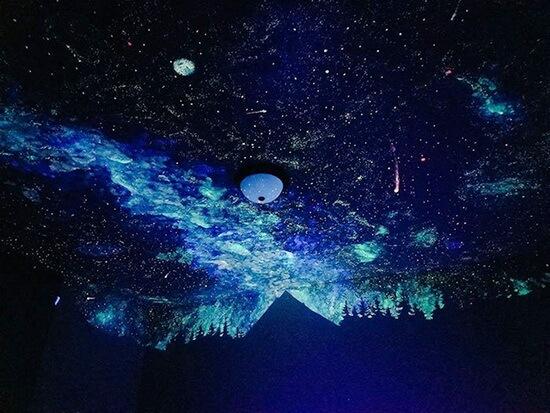 pictura univers magic copilarie