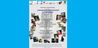 primavara europeana a poetilor chisinau