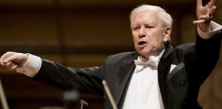 Jiří Bělohlávek dirijor