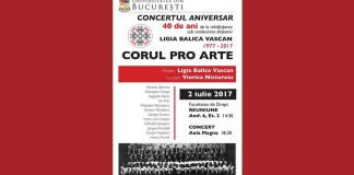 corul pro arte