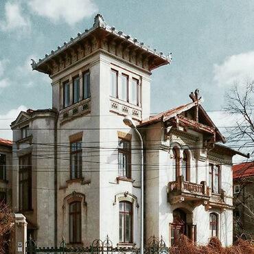 Casa Elie Radu str Alecu Donici nr. 40