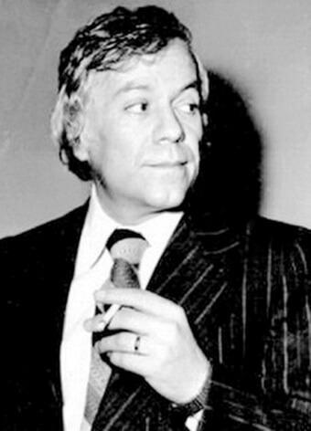 Cristian Munteanu. Fotografie de Vasile Blendea, 1979