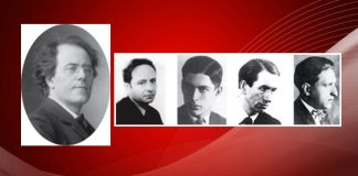 Mahler si compozitorii de la Terezin