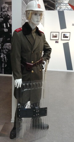 Milițian ceh, 1989