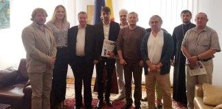 Vizita secretarului de stat Veaceslav aramet în Republica Moldova