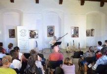 muzica in palatele romaniei