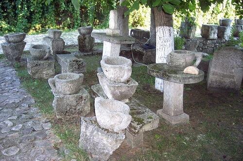 piatra brancusi muzeu comuna sângeru prahova