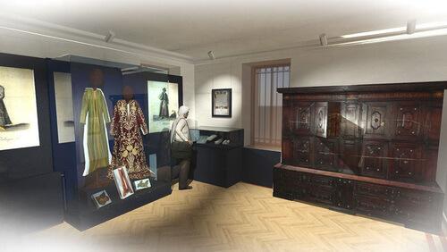 secolul 18 muzeul varstelor