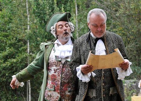 A.Dvořák Jakobín Luděk Vele (Filip) a Pavel Horáček (Adolf) Divoká Šárka 2009 (foto Pavel Horník