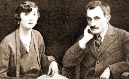 Agatha Grigorescu-Bacovia și George Bacovia