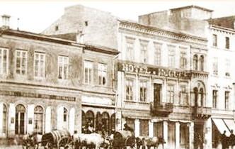 Hotel Hugues, Calea Victoriei